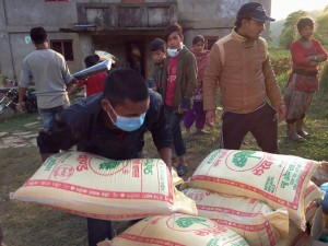 Latipur2-earthquake Relief